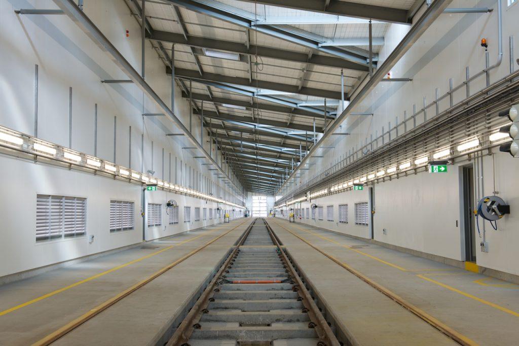 Craigieburn Trainwash Facility