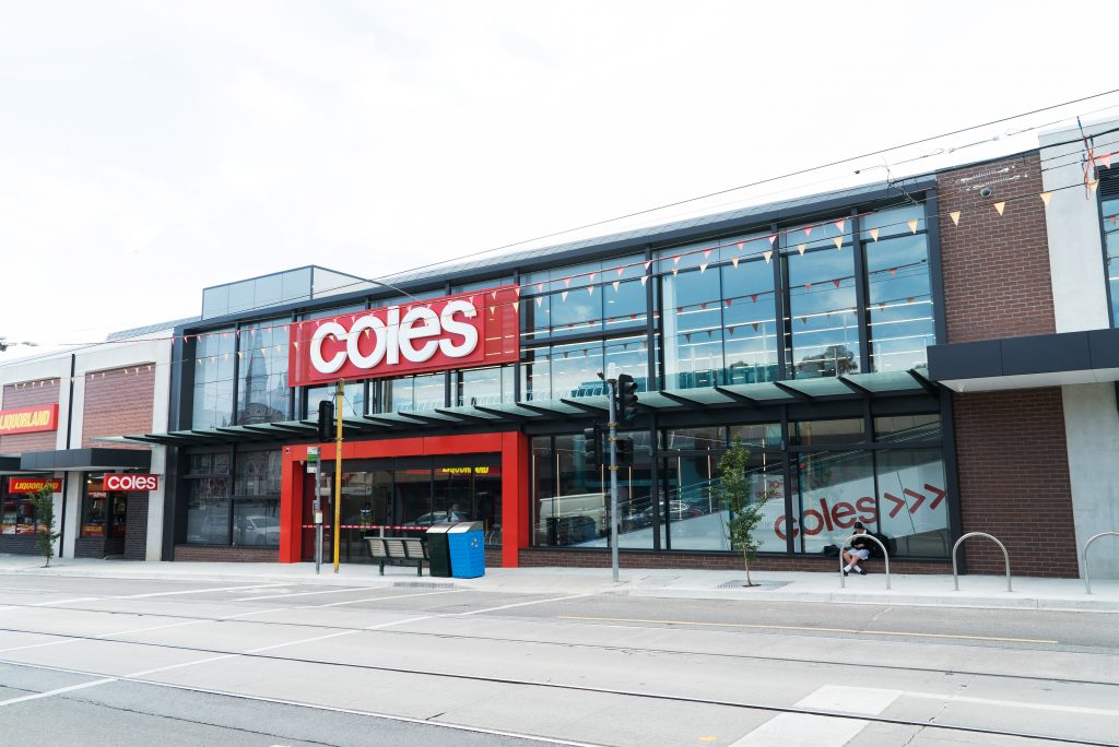COLES Camberwell